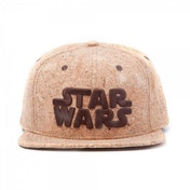 Star Wars Embroidered Main Logo Snapback Baseball Cap