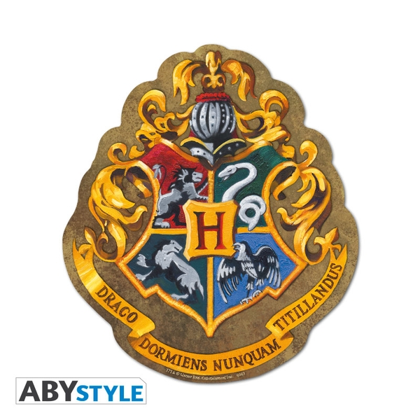 Harry Potter - Hogwarts Mouse Mat