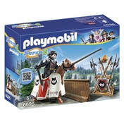 Playmobil Super 4 Kingsland Tournament Knight