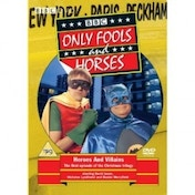Only Fools & Horses Heroes & Villains DVD