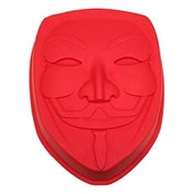 V For Vendetta Baking Tray Guy Fawkes Mask