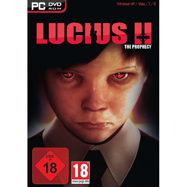 Lucius II The Prophecy PC Game - Image 1