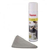 Hama TV Cleaning Foam 400ml (Cloth included)