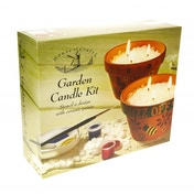 House of Crafts Garden Candle Craft Kit