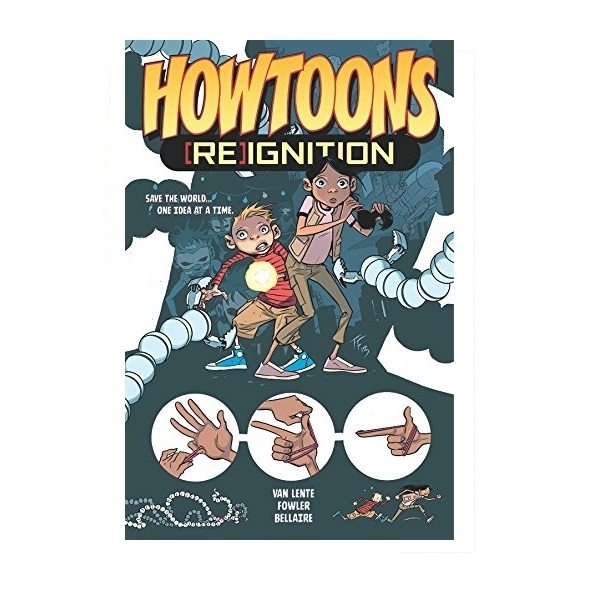 Howtoons ReIgnition Volume 1 Paperback