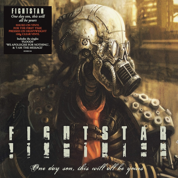 Fightstar - One Day Son This Will Be Yours Vinyl