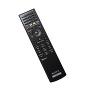 Official Sony Blu-Ray DVD Disc Remote Control PS3