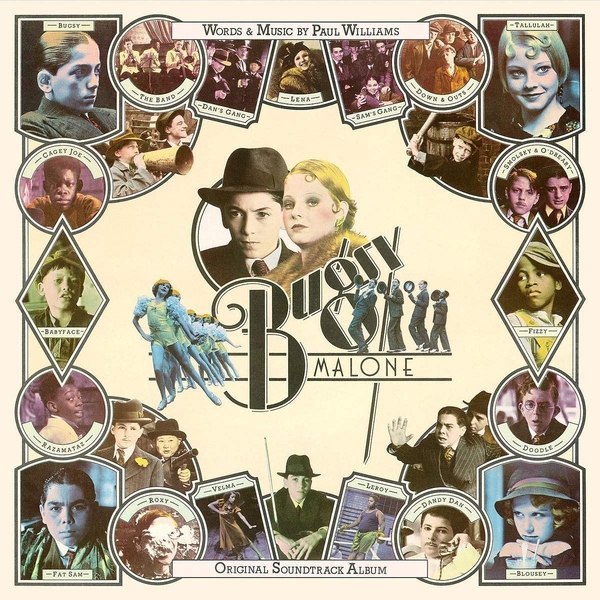 Paul Williams - Bugsy Malone Vinyl