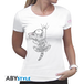 Chi - Chi Holding On Women' Small T-Shirt - White - Image 2