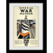 Transport For London Imperial War Museum 60 x 80 Framed Collector Print - Image 2