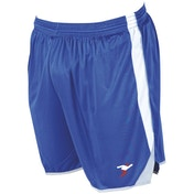 Precision Roma Shorts Junior Royal/White/Silver - S Junior 22-24""