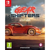 Gearshifters Collector's Edition Nintendo Switch Game