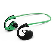 Urbanz EXTREME/GN Extreme Wireless Bluetooth Sports Earphones with Neckband - Green