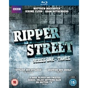 Ripper Street: Series 1-3 Box Set Blu-ray