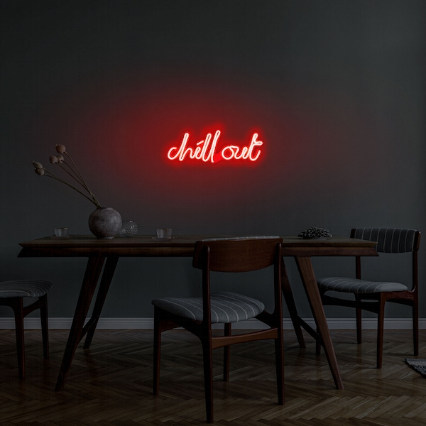 Chill Out - Red Red Wall Lamp