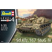 Sd.Kfz. 167 StuG IV 1:35 Model Kit