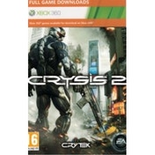 Crysis II 2 (Full Download Code) Game Xbox 360
