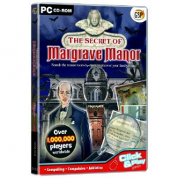 The Secret of Margrave Manor Game PC