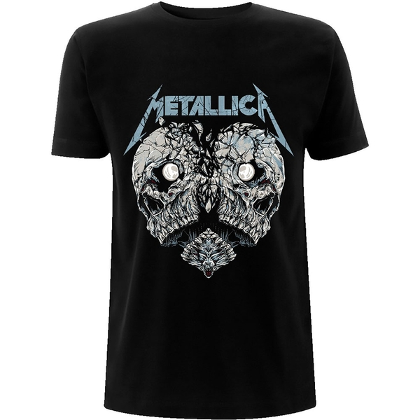 Metallica - Heart Broken Unisex X-Large T-Shirt - Black