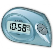 Casio DQ583-2 Beep Alarm Clock Blue