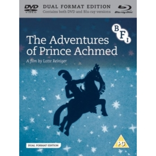 The Adventures of Prince Achmed (Blu-Ray   DVD)