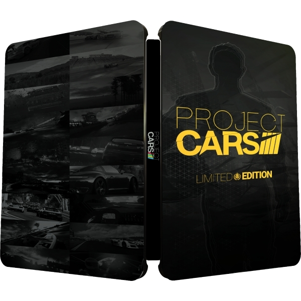 Project Cars Limited Edition PS4 Game