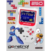 Go Retro! Portable Gaming Console