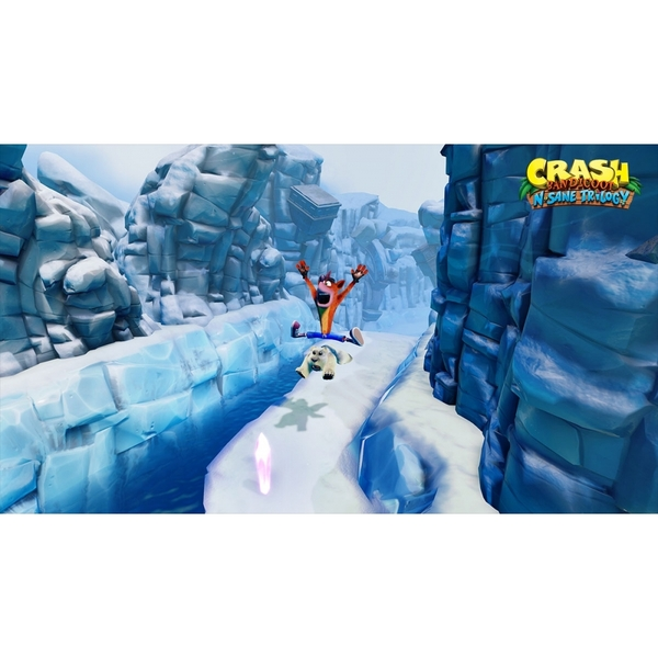 Crash Bandicoot N. Sane Trilogy PS4 Game - Image 4