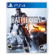 Battlefield 4 Game PS4