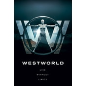 Westworld - Live Without Limits Maxi Poster