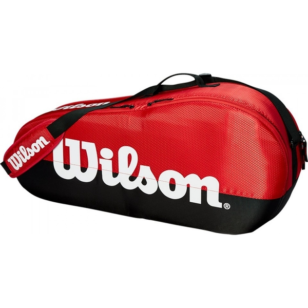 Wilson Team Collection Racket Bag - Holds 3