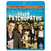 Seven Psychopaths Blu-ray