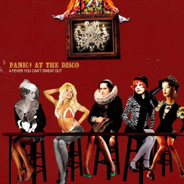 Panic! At The Disco - A Fever You CanT Sweat Out Vinyl
