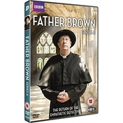 Father Brown Series 6 DVD