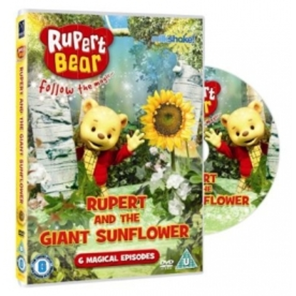 Rupert The Bear: Rupert And The Giant Sunflower DVD