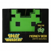 Space Invaders Money Box