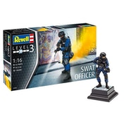 SWAT Officer 1:16 Revell Figure