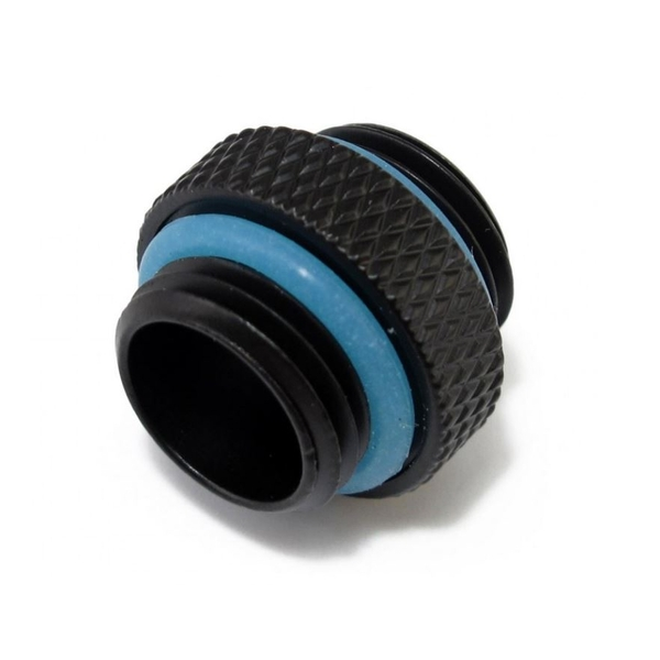 """XSPC G1/4"""" 5mm Male to Male Fitting (Matte Black)"""