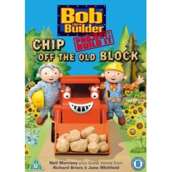 Bob The Builder Project Build It! Chip Off The Old Block DVD