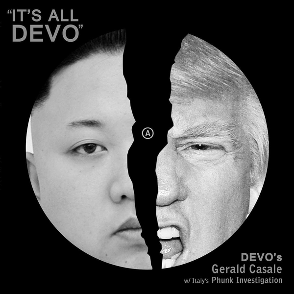 Devo's Gerald Casale - It's All Devo Picture Disc Vinyl