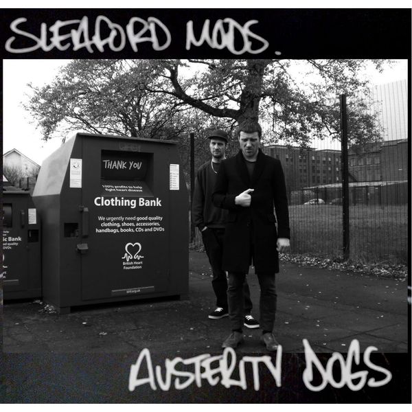 Sleaford Mods - Austerity Dogs CD