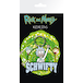 Rick and Morty Get Schwifty Key Ring - Image 2