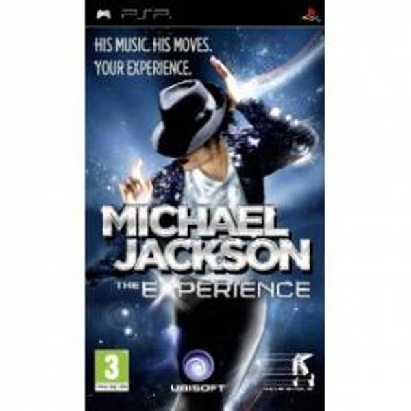 Michael Jackson The Experience Game PSP