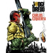 Judge Dredd: The Complete Carlos Ezquerra Volume 2