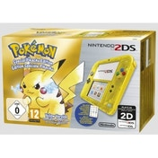 Nintendo 2DS 20th Anniversary Edition Console Pokemon Yellow Version (EU PLUG)
