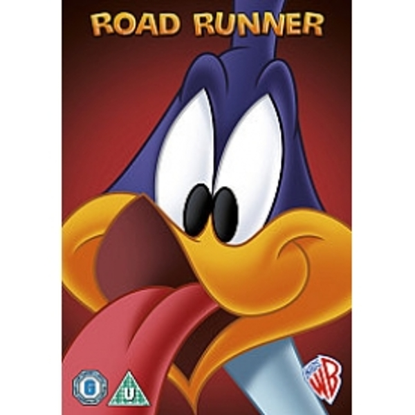 Looney Tunes - Road Runner And Friends DVD