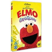 Adventures Of Elmo In Grouchland [DVD