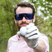 Thumbs Up Golf Ball Glasses - Image 4