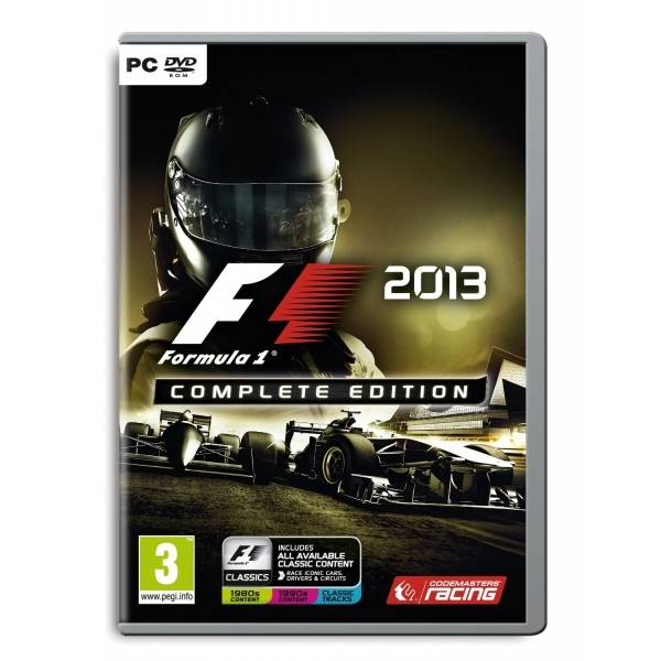 F1 2013 Complete Edition PC Game