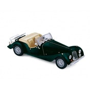 1980 Morgan Plus 8 - British Racing Green 1:43 Diecast Model